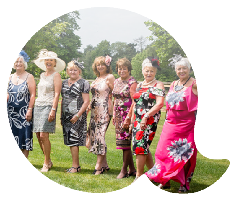 Ascot Ladies Day at Greenwoods