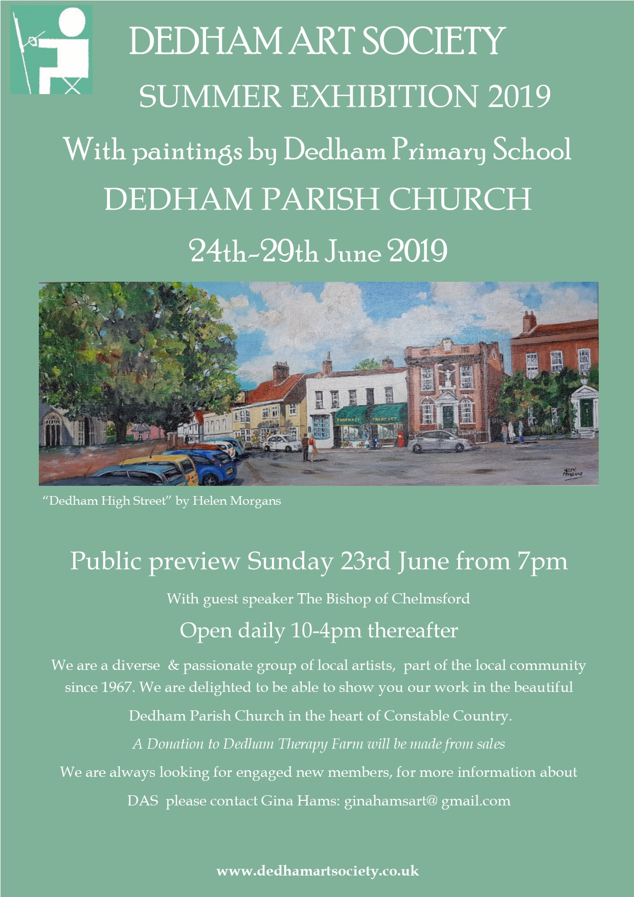 Dedham Art Society Summer Exhibition