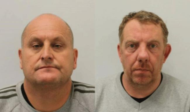 Jailed - Arthur Boxall and Dean Melody