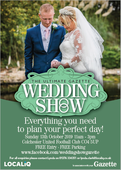 Ultimate Gazette Wedding Show 2019
