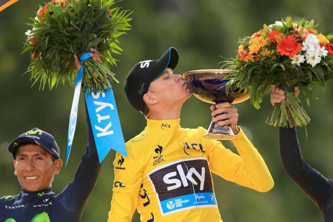 Chris Froome is recovering at the University Hospital of St Etienne after extensive surgery