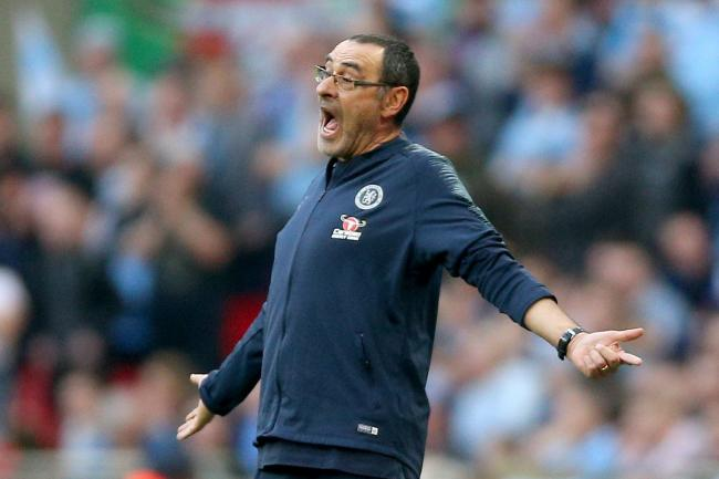 Maurizio Sarri had an impressive record during his one season in charge at Chelsea